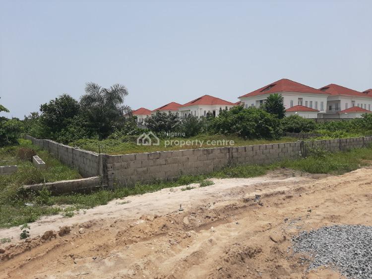 Standard 3 Plots of Land, Behind Cooplag Via Orchid Road, Lafiaji, Lekki, Lagos, Residential Land for Sale
