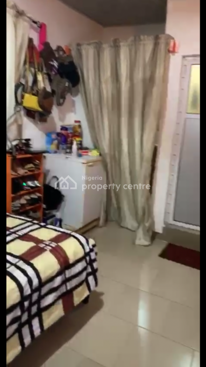 Fine Roomself Contained, Bajulaye Road, Fola Agoro, Yaba, Lagos, Self Contained (single Rooms) for Rent