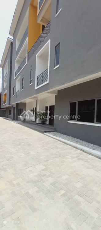 Newly Built 3 Bedrooms Terraced Duplex, Gbagada, Lagos, Terraced Bungalow for Sale