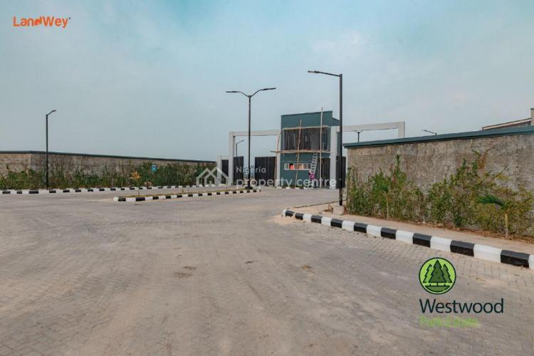 2 Bedrooms Terrace, Westwood Lavadia Estate, Sangotedo, Ajah, Lagos, Terraced Duplex for Sale