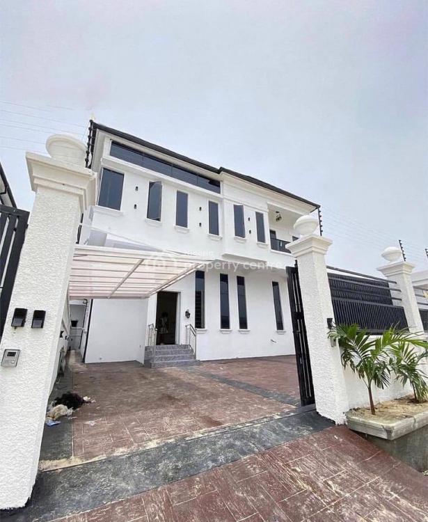 5 Bedrooms Fully Detached, Chevron, Lekki Phase 2, Lekki, Lagos, Detached Duplex for Sale