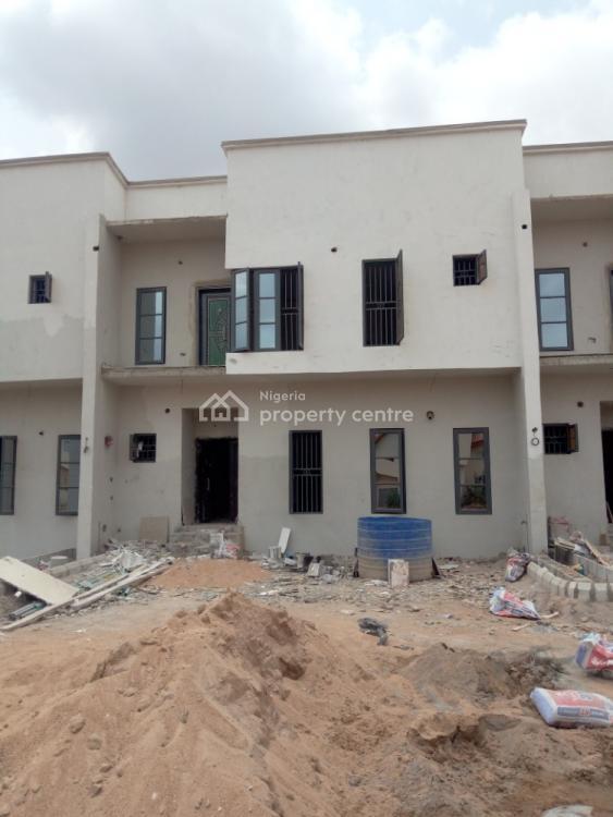 Newly Built 3 Bedrooms Terraced Duplex with Bq, After Sunnyvale Estate, Dakwo, Abuja, Terraced Duplex for Sale