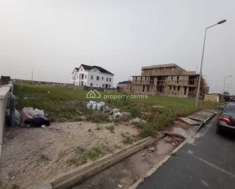 860ms Cornerpiece Serviced Plot with 24 Hours Power, Farapark Estate, Beside Crown Estate, Abijo, Lekki, Lagos, Residential Land for Sale