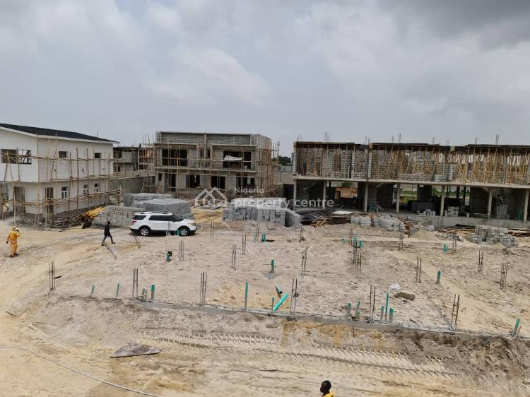 Imagine Owning an Affordable Duplex with a Bq, The Ambiance Estate, Ajah, Lagos, Terraced Duplex for Sale