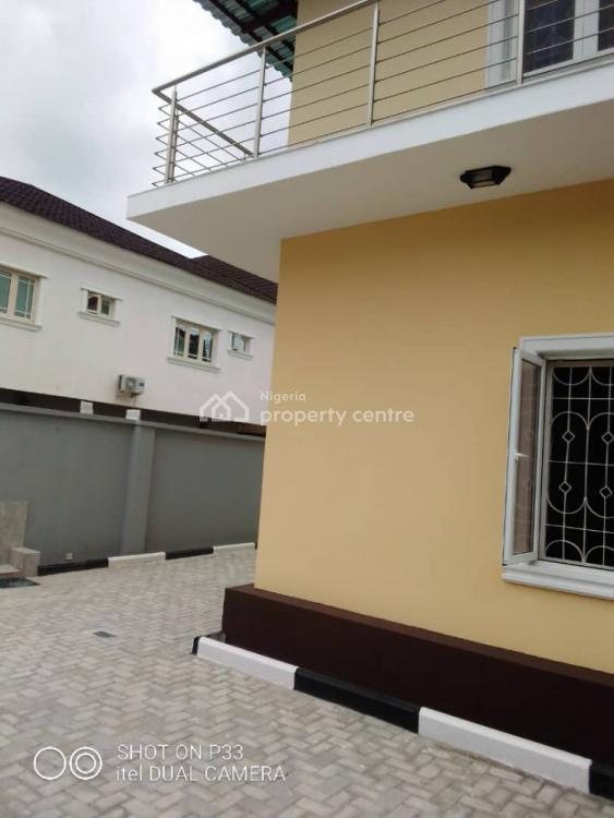 Luxury 4 Bedroom Semi Detached with Bq, Lekki Phase 1, Lekki, Lagos, Flat for Rent