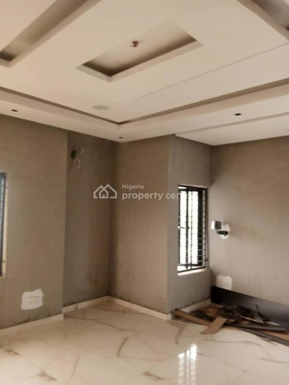 Bedroom Mansion with a Bq, Omole Phase 1, Ikeja, Lagos, Detached Duplex for Sale