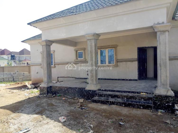 Brand New 4 Bedroom Bungalow, Marcon Estate, Gwarinpa, Abuja, Detached Bungalow for Sale