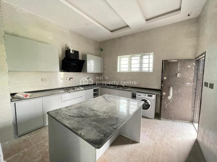 Beautiful 4 Bedrooms Detached Duplex + 1 Bq + Solar Inverter + Cctv, Lekki, Lagos, Detached Duplex for Sale