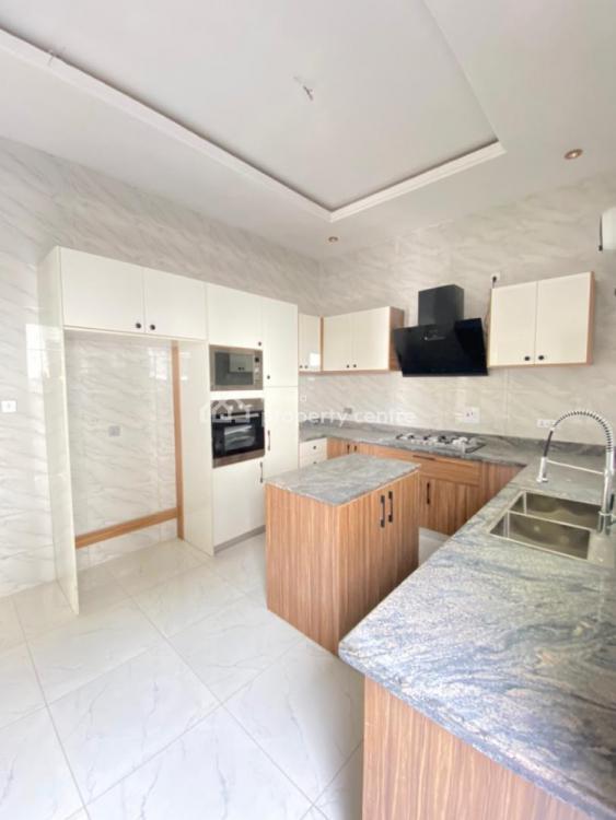 Beautifully Crafted & Luxury 4 Bedroom Duplex + 1 Room Bq, Lekki Phase 1, Lekki, Lagos, Detached Duplex for Sale