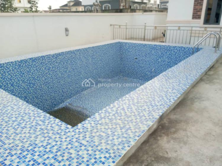 State-of-the-art 5 Bedrooms House with Swimming Pool, Ajah, Lagos, Detached Duplex for Sale