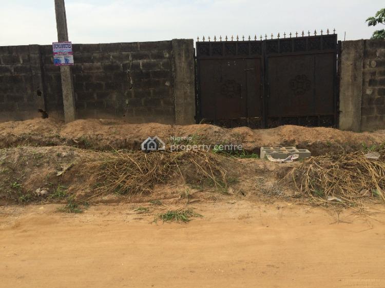 50 By 100 Full Plot of Land, Valley View Estate Oluodo, Ebute, Ikorodu, Lagos, Residential Land for Sale