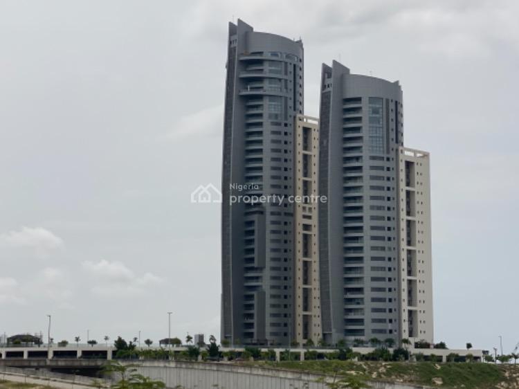 Luxury 2 Bedroom Apartment with Ocean and Marina View, Eko Atlantic City, Lagos, Flat / Apartment for Sale