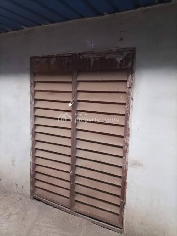 2 New Vacant Shops, Owode Market, Ipaja, Lagos, Shop for Sale