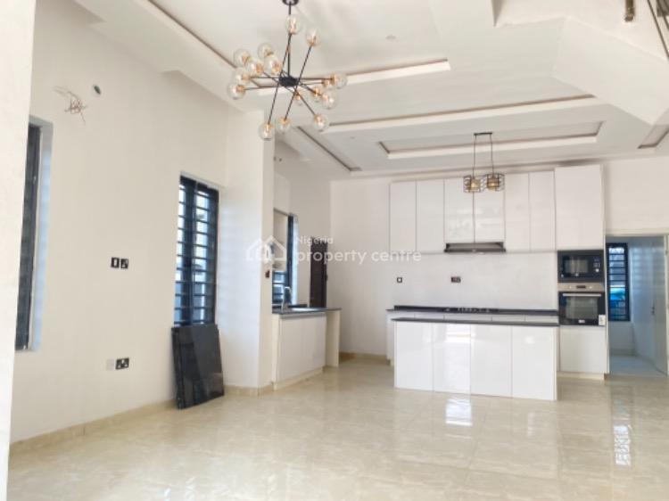 Tastefully Built Four Bedroom Semi Detached with Bq, Orchid, Lekki Phase 1, Lekki, Lagos, Detached Duplex for Sale