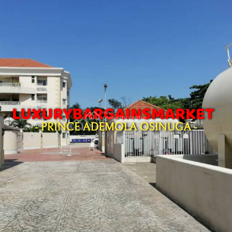 One of The Best Family Friendly Properties with Jetty + Tennis Etc, Old Ikoyi, Ikoyi, Lagos, Flat for Rent