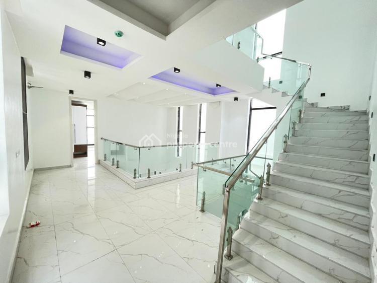 Beautifully Crafted 5 Bedrooms Duplex + 2 Room Bq, Cinema, Lekki Phase 1, Lekki, Lagos, Detached Duplex for Sale