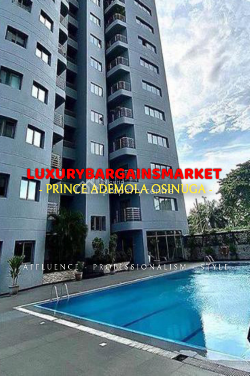 One of The Most Reasonably Priced 4 Bedroom Apartment with City View, Old Ikoyi, Ikoyi, Lagos, Flat for Sale