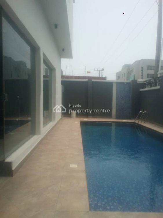 Fully Serviced 4 Bedrooms Semi Detached Duplex, New Providence Garden Estate, Behind Northwest Filling Station, Vgc, Lekki, Lagos, Semi-detached Duplex for Sale