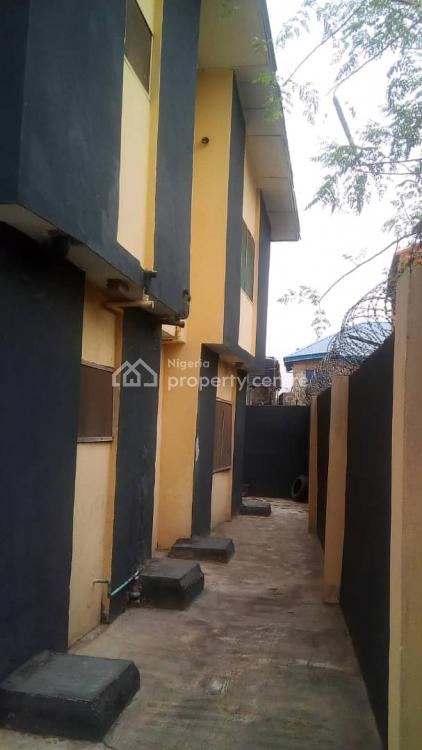 Block of 4 Flats, New Oko-oba, Agege, Lagos, Block of Flats for Sale