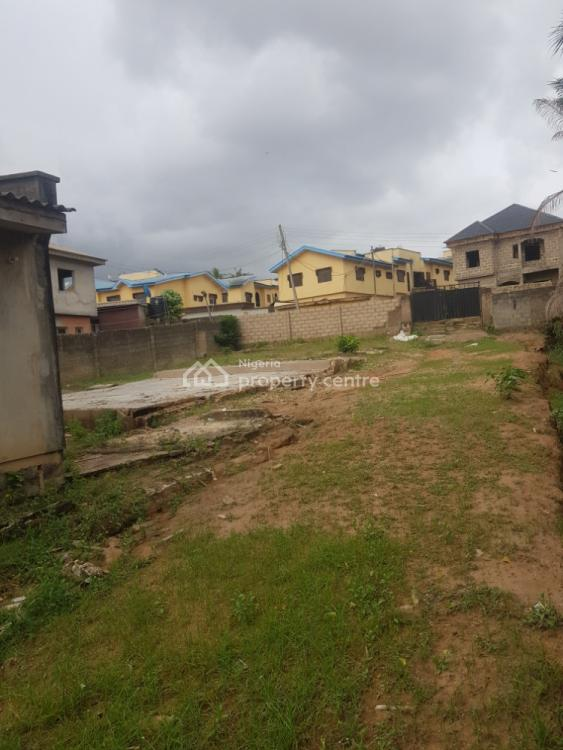 985sqm Dry Land Suitable for Both Residential and Commercial Use, Akute, Ifo, Ogun, Residential Land for Sale