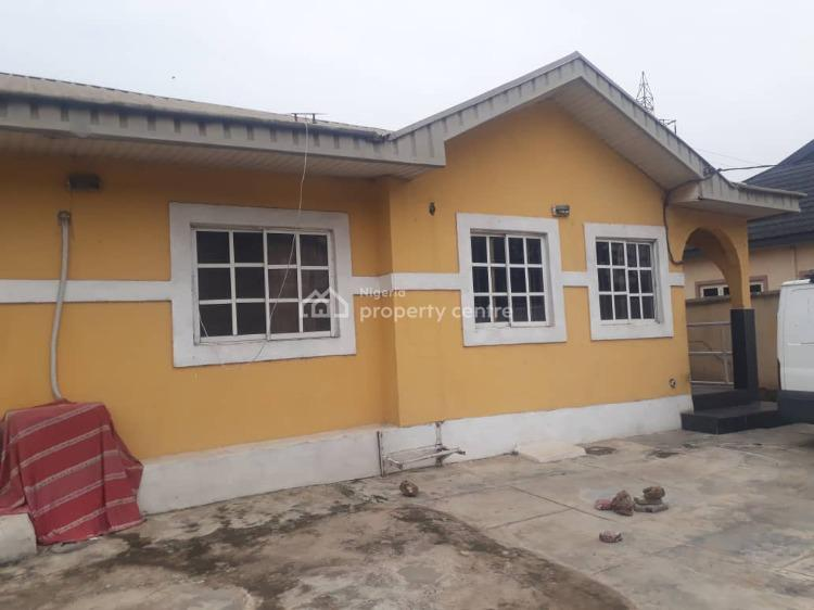 4 Bedrooms Detached Bungalow, Peacock Drive, Medium Phase 4, Lsdpc Estate, Ogba, Ikeja, Lagos, Detached Bungalow for Sale