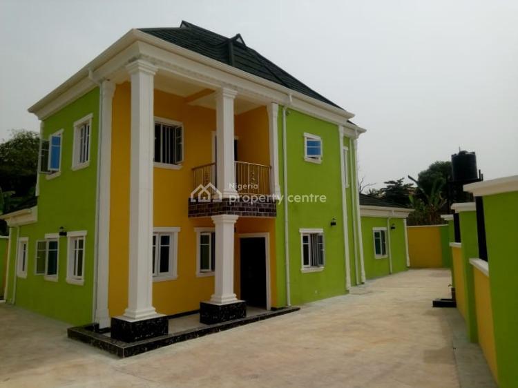 Newly Built 4 Bedrooms Duplex, Larry Street Oluyole Estate, Challenge, Ibadan, Oyo, Detached Duplex for Sale