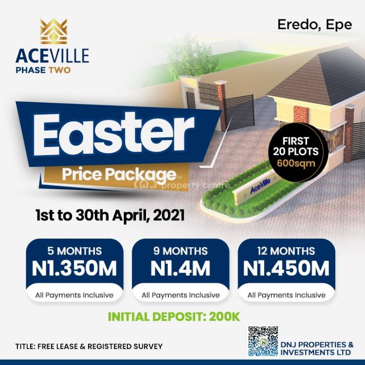 Cheapest Dry Land, Epe, Lagos, Mixed-use Land for Sale