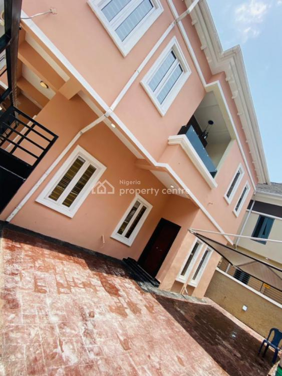 4 Bedroom Fully Detached Duplex, Chevron, Lekki, Lagos, House for Rent