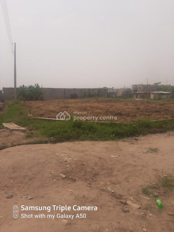 1059sqm Plot of Land, General Paint Bus-stop, Lekki, Lagos, Mixed-use Land for Sale