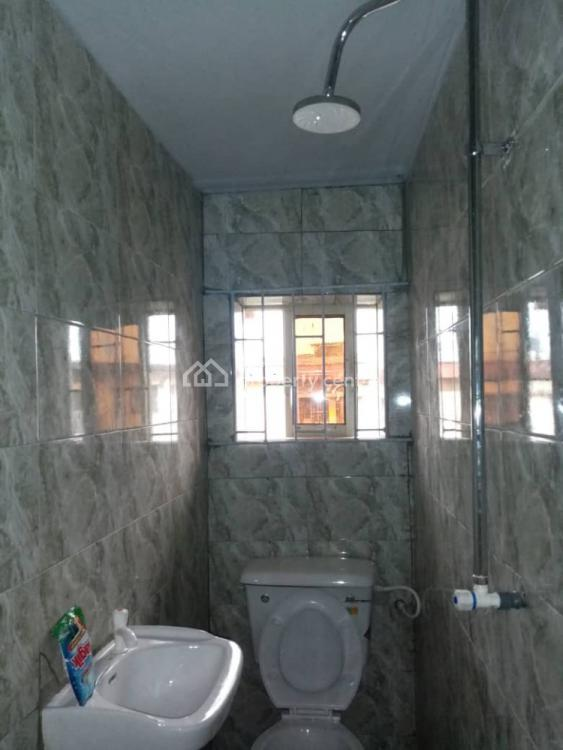 Newly Renovated & Spacious 3 Bedroom Flat Upstairs, Kilo, Surulere, Lagos, Flat for Rent