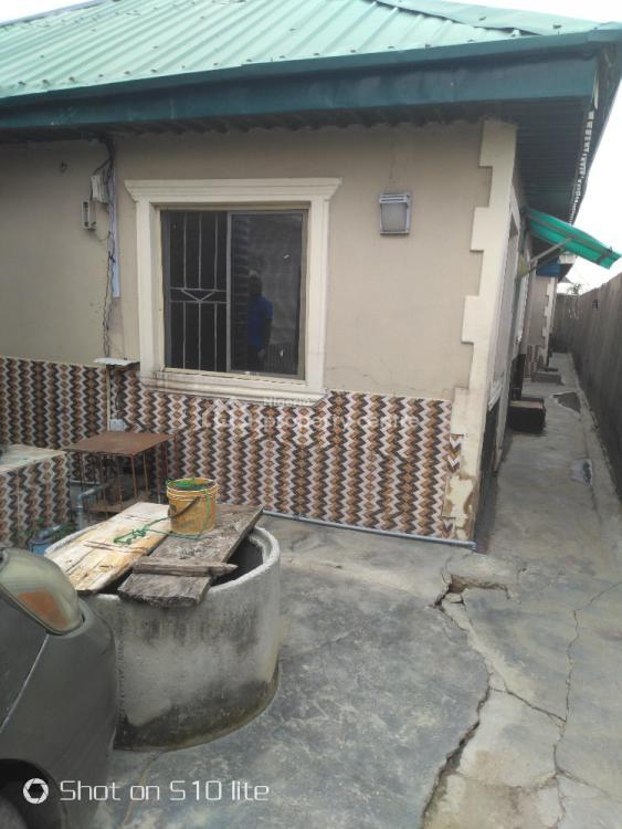 Good One Bedroom Flat with Clean Well Water, Badore, Ajah, Lagos, Mini Flat for Rent