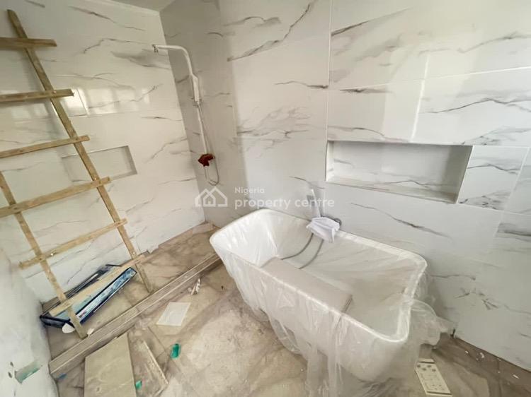 Automated Unconventional 4 Bedrooms Luxury Terraced Duplex, Lekki Phase 1, Lekki, Lagos, Terraced Duplex for Sale