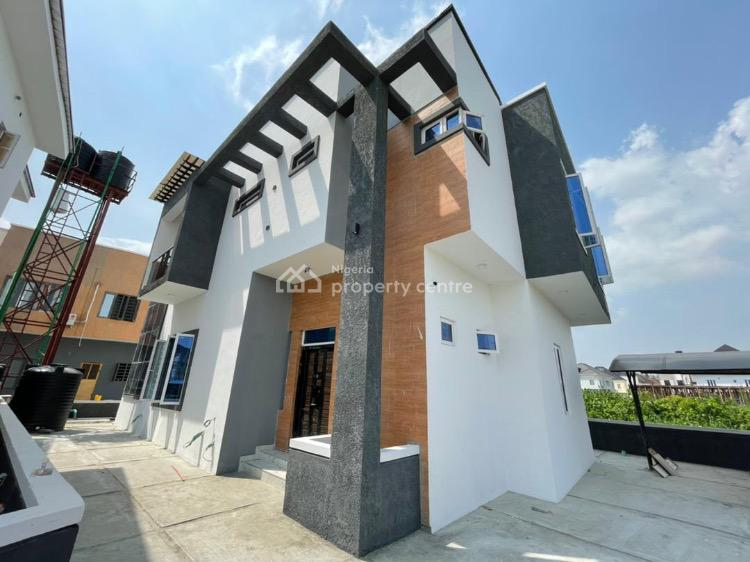 Beautiful Luxury 4 Bedroom Fully Detached Duplex, Second Toll Gate, Lekki, Lagos, Detached Duplex for Sale