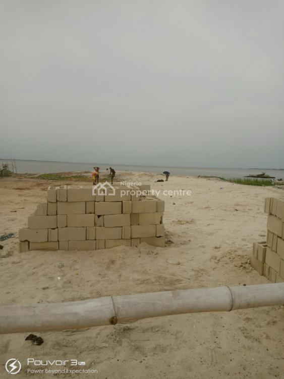 Reclamation Site 100 Plots, Sharing 50/50, Lekki Palm City Estate, Lekki, Lagos, Land Joint Venture
