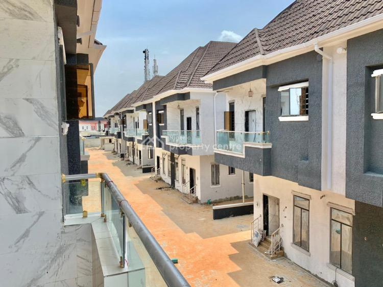 Tastfully Finished & Luxury 4 Bedrooms Semi Detached Duplex with a Room, Tatiana Court, Ikota Village, Lekki, Lagos, Semi-detached Duplex for Sale
