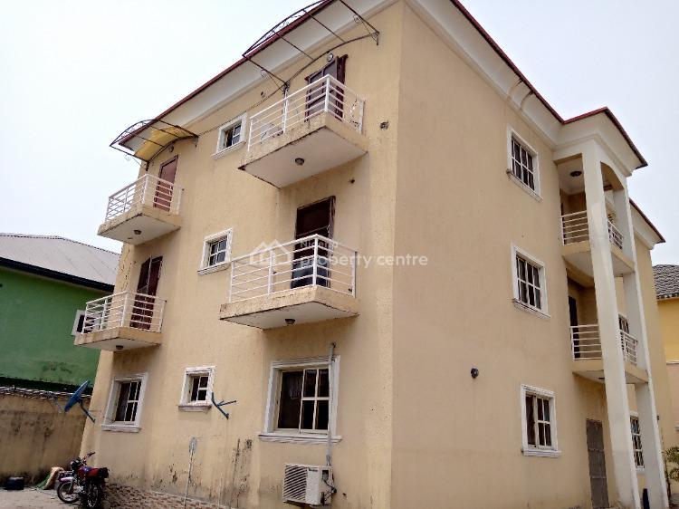 Self Serviced 3 Bedroom Flat, Agungi, Lekki, Lagos, Flat for Rent