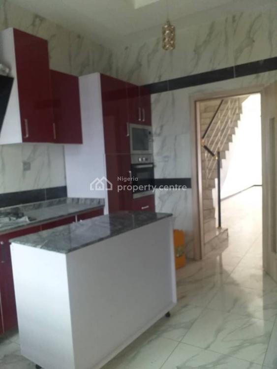 Luxury 4 Bedrooms Terraced Duplex, Vgc, Lekki, Lagos, House for Sale