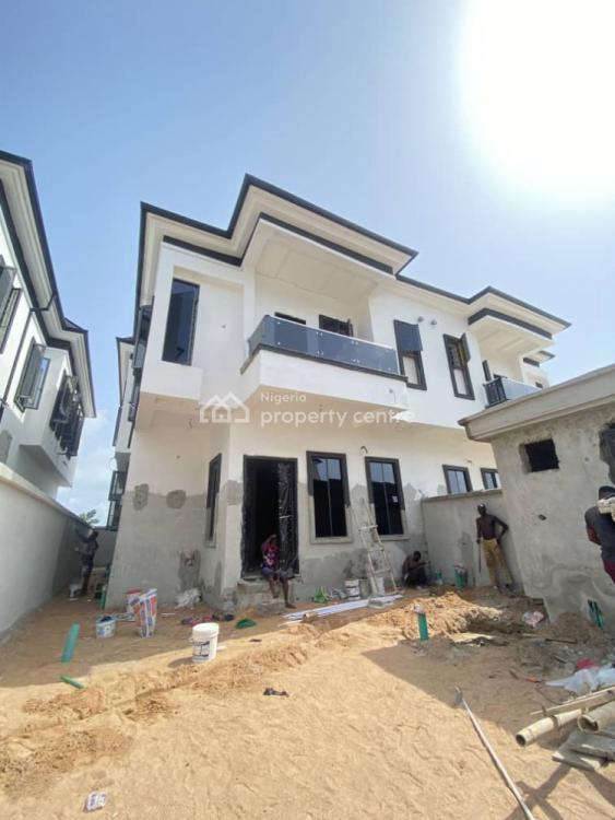 4 Bedroom Semi-detached, 2nd Tollgate, Lekki, Lagos, House for Sale