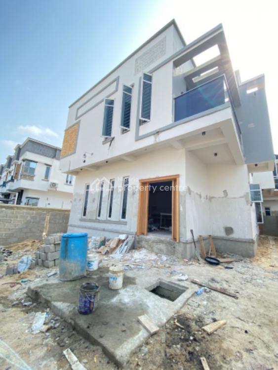 4 Bedrooms Fully Detached Duplex with Bq, Lekky County, Lekki, Lagos, Detached Duplex for Sale