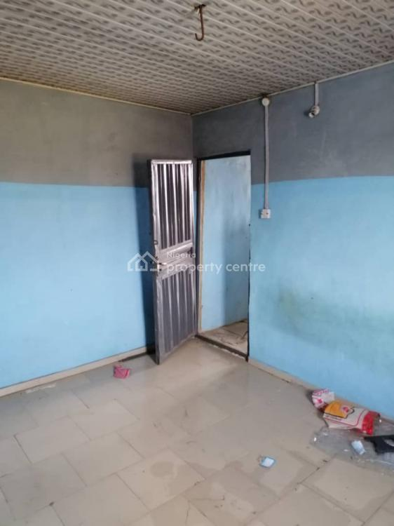 One Room Self Contain, Iwaya, Yaba, Lagos, Self Contained (single Rooms) for Rent