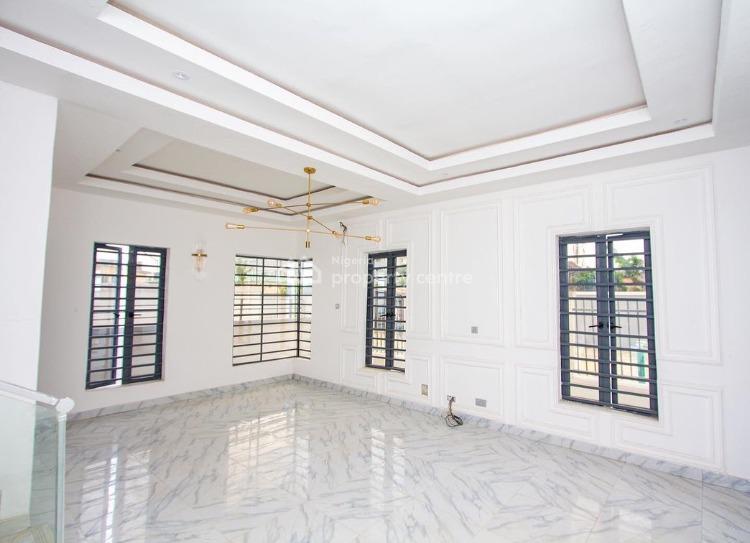 Fully Detached 4 Bedrooms Duplex with 1 Bedroom Bq, Before 2nd Tollgate, Lekki, Lagos, Detached Duplex for Sale