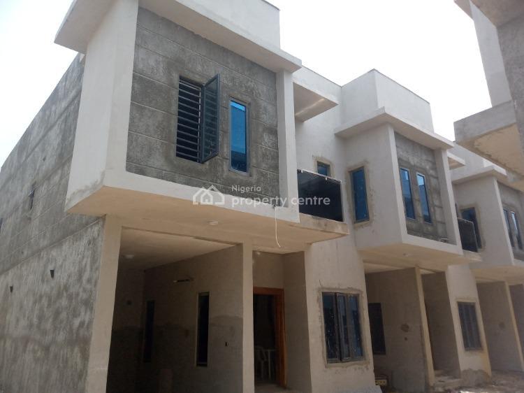 Serviced 4 Bedrooms Terraced Duplex, Agungi, Lekki, Lagos, Terraced Duplex for Sale