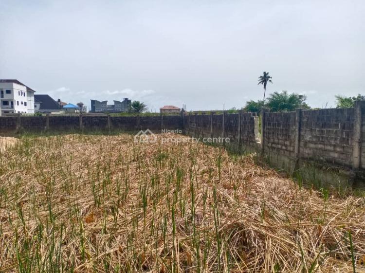 8000sqm Waterfront Land, Off New Market Road, Oniru, Victoria Island (vi), Lagos, Mixed-use Land for Sale