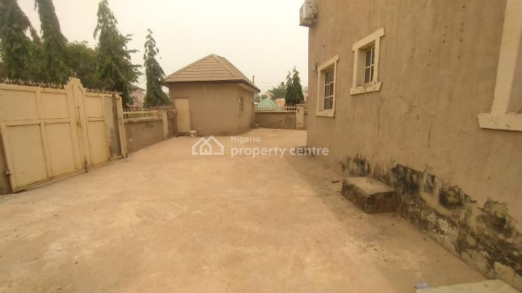 Beautiful 3 Bedroom Flat in a Nice Location, Around Cbn, Karu, Abuja, Flat for Rent