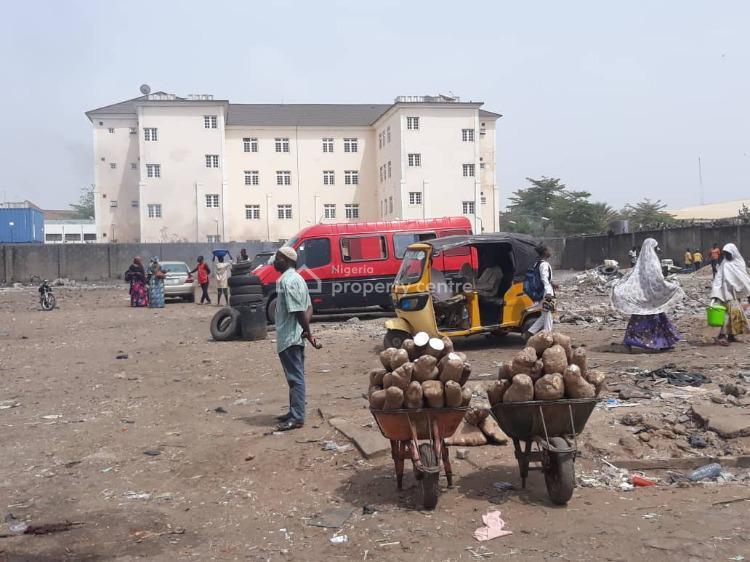 Commercial Plots, Kaduna Central Town, Kaduna North, Kaduna, Commercial Land for Sale