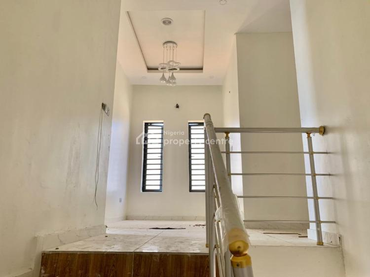Luxury 4 Bedroom Semi Detached Duplex with a Room Bq, Ikota, Lekki, Lagos, Semi-detached Duplex for Sale