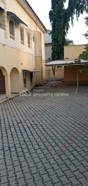 Fully Detached 5 Bedroom Duplex with 2 Room Bq, Maitama District, Abuja, Detached Duplex for Rent