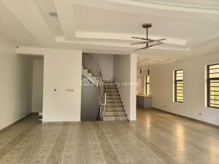 Luxury 4 Bedrooms Terraced Duplex with Bq, Off Joel Ogunnaike, Ikeja Gra, Ikeja, Lagos, Terraced Duplex for Sale