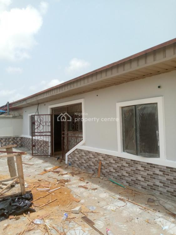 Room and Palour Self Contained, Post Service Lasu, Iba, Ojo, Lagos, Mini Flat for Rent
