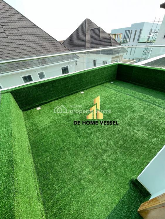 The Big Boy, Osapa, Lekki, Lagos, Detached Duplex for Sale